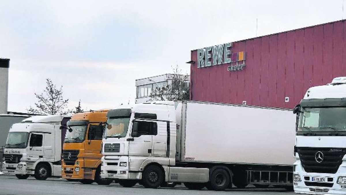 Konzern berpr ft logistik standorte in der region und for Rewe obertshausen