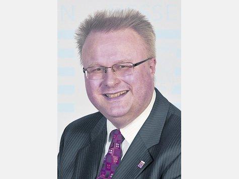 Dr. Thomas Schäfer (CDU) aus Biedenkopf