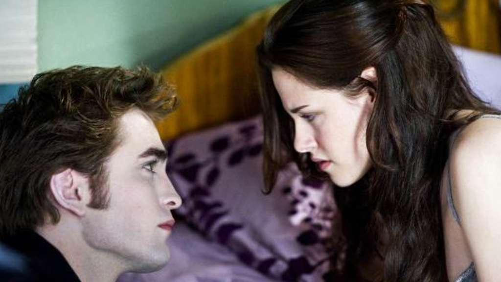 Pattinson Stewart Twilight