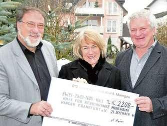 albert maier ist berw ltigt vom erfolg seiner benefiz aktionen und spendet erneut 2200 euro f r. Black Bedroom Furniture Sets. Home Design Ideas