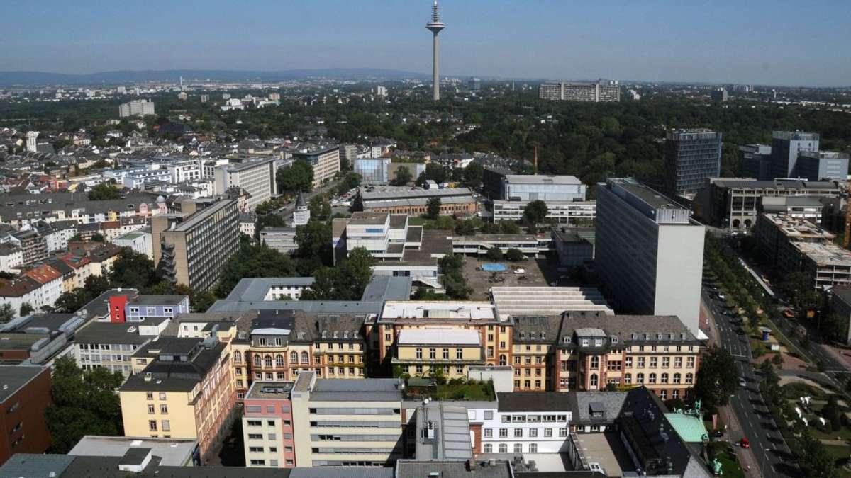 Frankfurt campus bockenheim wird ger umt frankfurt for Uni offenbach