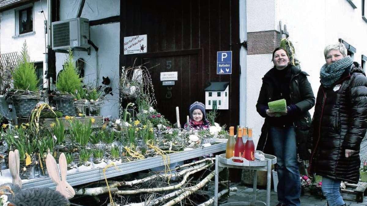 Frühlingsfest lockt zahlreiche Besucher in Rodgau Roter