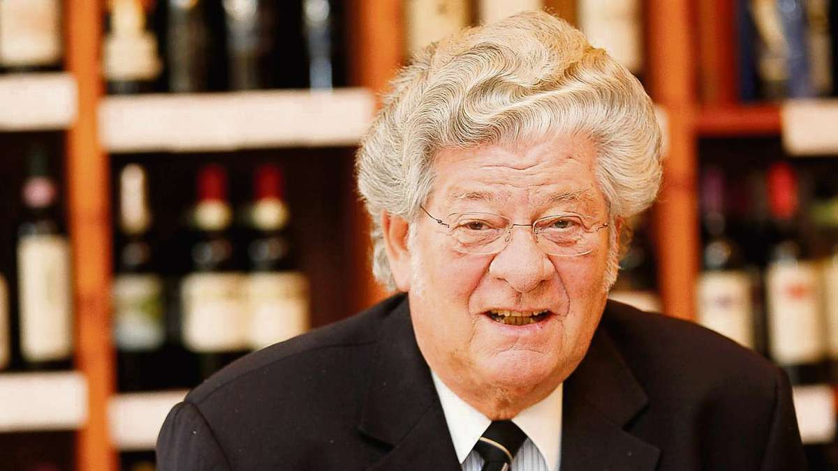 Walther berdux feiert heute seinen 75 geburtstag offenbach for Kaufmann offenbach
