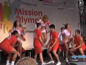 Mission Olympic-Finale in Offenbach