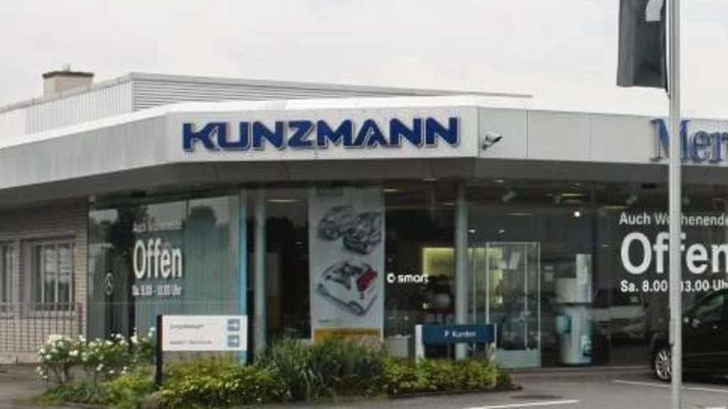 mercedes kunzmann in obertshausen schlie t edeka baut. Black Bedroom Furniture Sets. Home Design Ideas