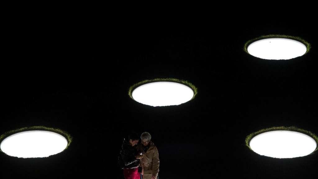 Nacht der museen in frankfurt und offenbach frankfurt for Offenbach kunst
