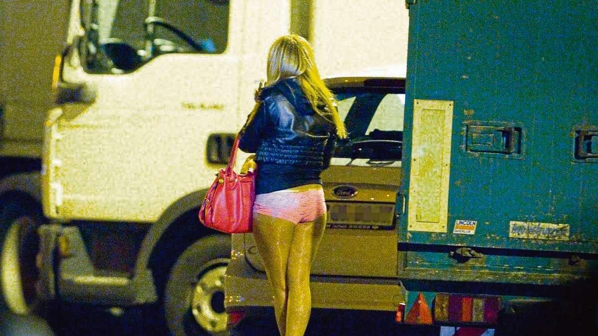 geschlechtsverkehr nach spirale prostituierte in hessen