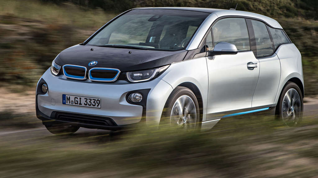 "Der BMW i3 könnte ""Green Car of the Year 2015"" werden."