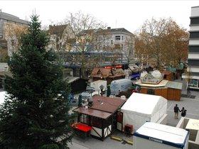 Offenbach Weihnachtsmarkt.Weihnachtsmarkt In Offenbach Nur Zwischen Komm Und Rathaus Op