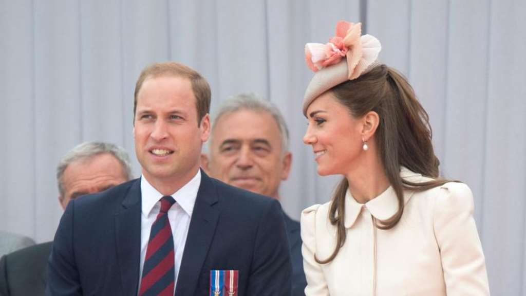 Prinz William und seine Frau Kate reisen in die USA. Foto: Maurizio Gambarini