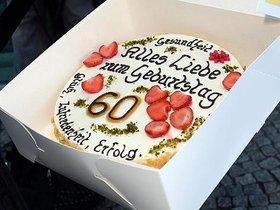 Mühlheim: 60. Geburtstag von Wolfgang Kramwinkel - op-online.de
