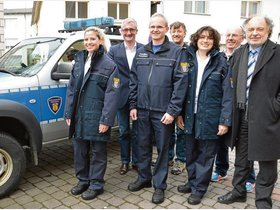 Rödermark und Dietzenbach: Polizeihelfer aus drei Ländern - op-online.de