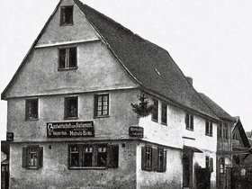 Geschichtsverein zeigt alte Gasthäuser in Rödermark: An jeder Ecke eine ... - op-online.de