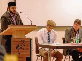 Ahmadiyya Muslim Jamaat Gemeinde in Eppertshausen: Gefühle von Misstrauen - op-online.de