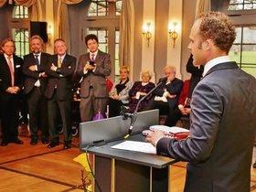 Hanau: FDP-Neujahrsempfang mit Kolja Saß - op-online.de