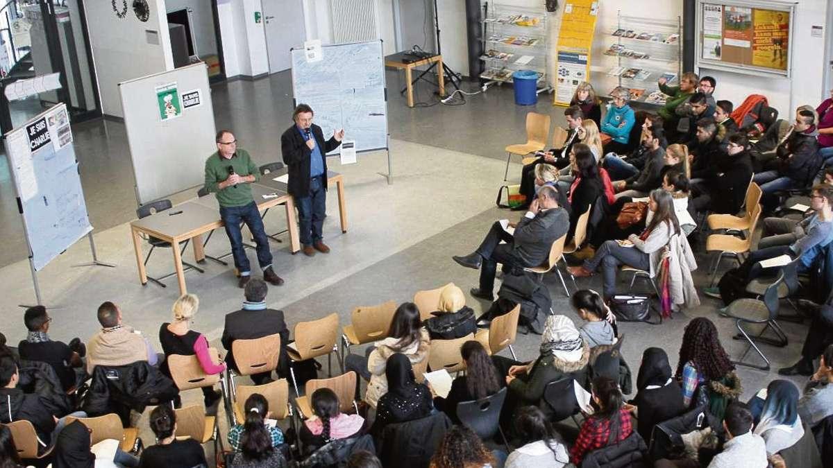 Rudolf koch schule in offenbach diskussion ber for Koch offenbach