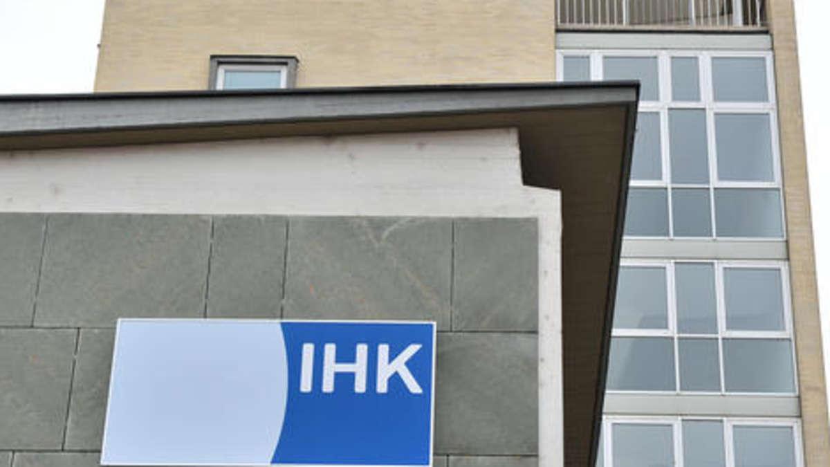 Ihk umfrage bei unternehmen in der region zum standort for Ihk offenbach