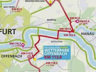 Wetterpark in offenbach bietet beim rundroutenfest buntes for Ui offenbach