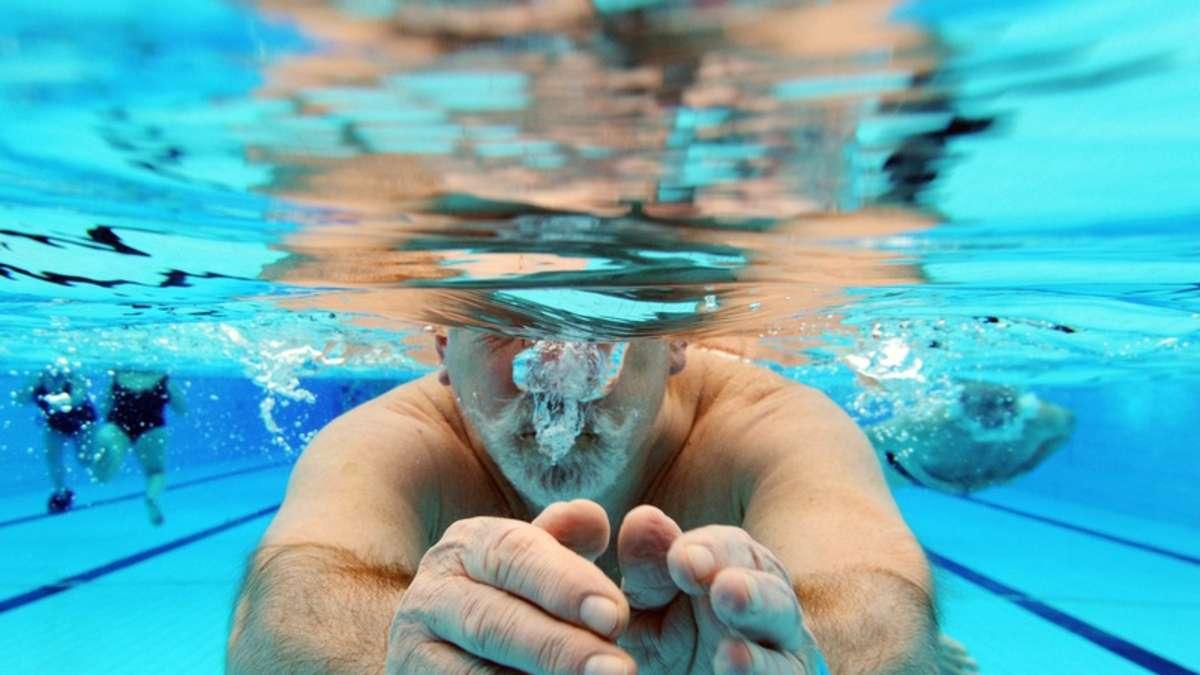Schwimmb der und sauna in dreieich werden teurer dreieich for Seligenstadt schwimmbad