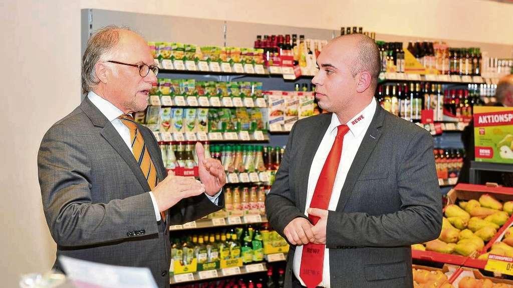 Supermarkt an alter linde in heusenstamm er ffnet for Rewe obertshausen