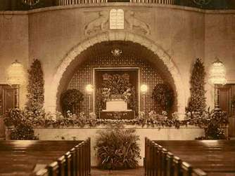 Synagoge an der goethestra e in offenbach ein for Ui offenbach