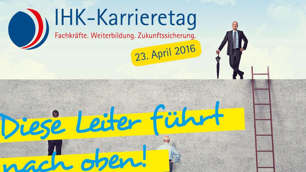 Erfolg durch weiterbildung ihk karrieretag am 23 april for Ihk offenbach
