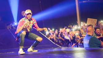 Bilder: Chris Brown in der Festhalle Frankfurt