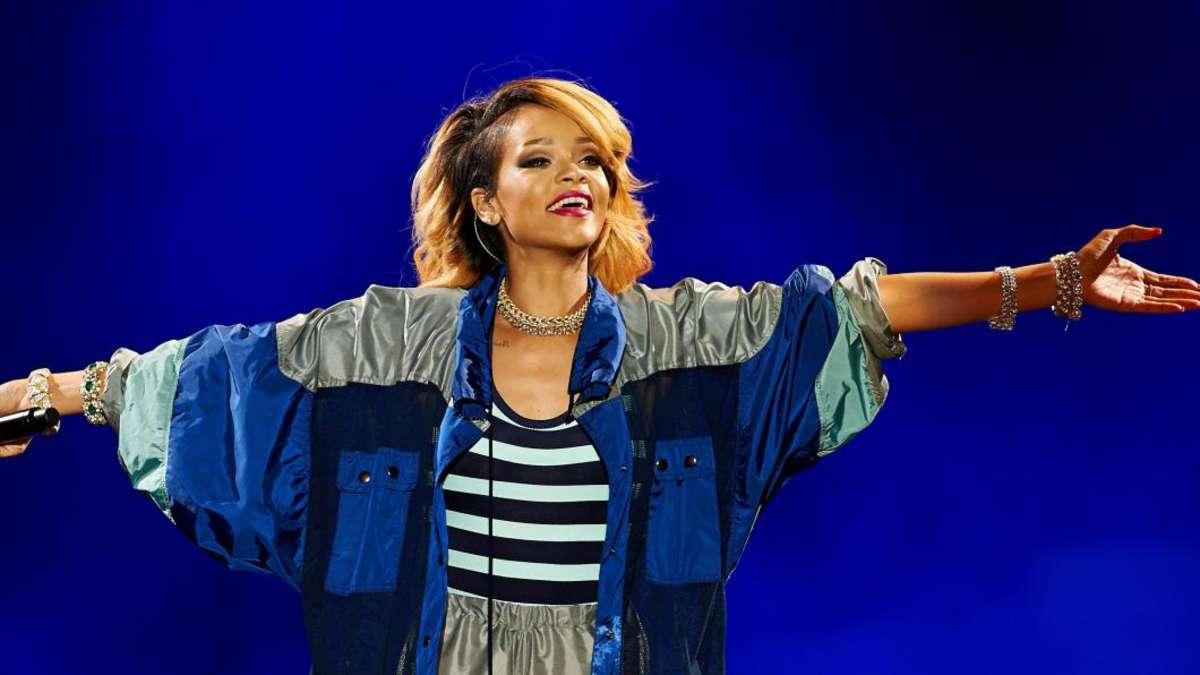 Frankfurt Rihanna