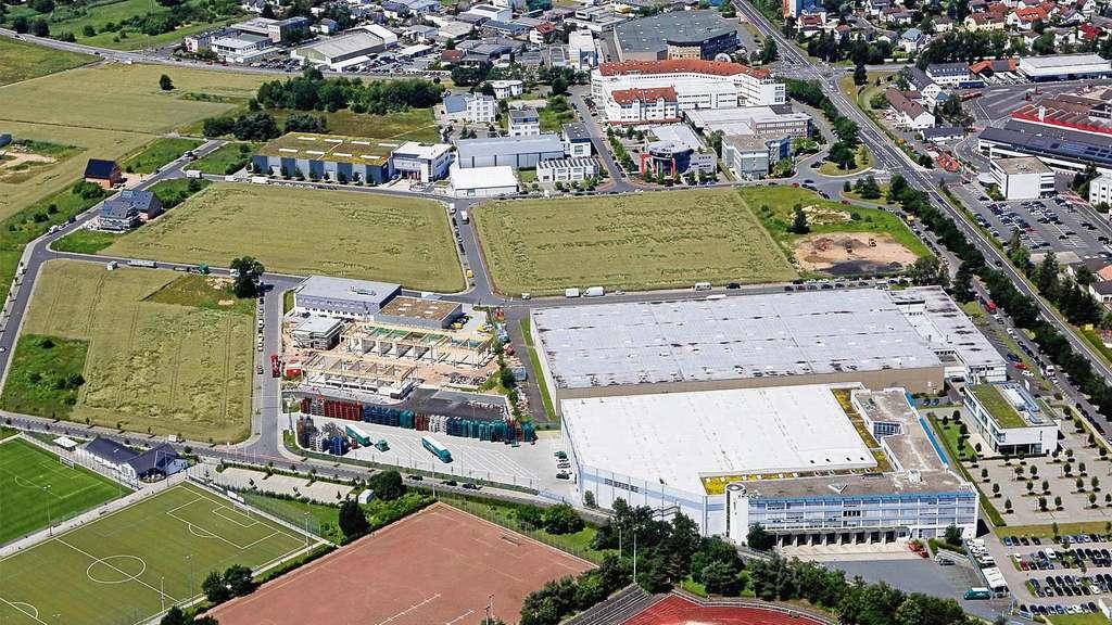 Gewerbegebiet zwerggewann in heusenstamm fast verkauft for Polygon heusenstamm