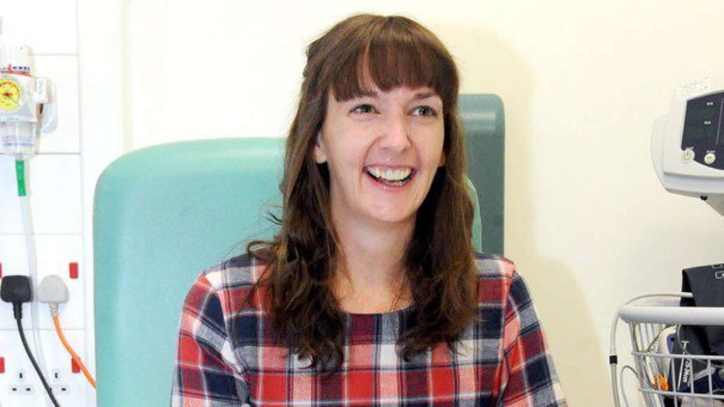 Ebola-Patientin Pauline Cafferkey