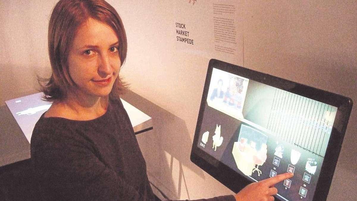 Diplomanden pr sentieren in hfg aula in offenbach ihre for Offenbach design