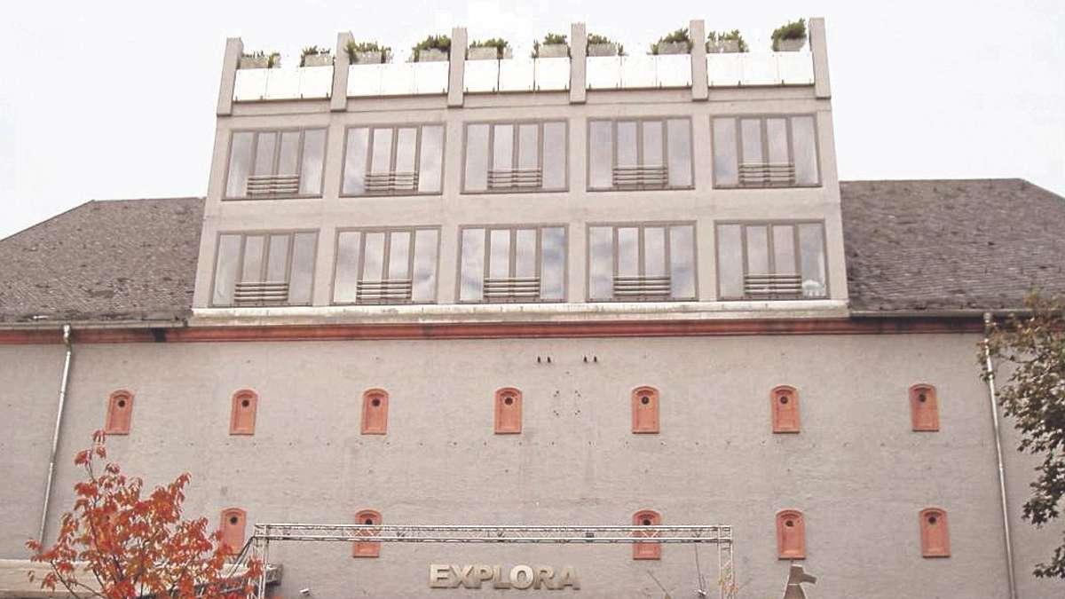 explora schau schlie t f r immer privatmuseum in frankfurt wurde verkauft frankfurt. Black Bedroom Furniture Sets. Home Design Ideas