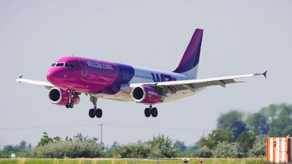 Wizz Air fliegt ab Mai vom Frankfurter Flughafen