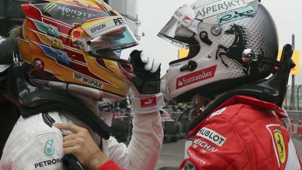 Formel 1: Ferrari-Boss Sergio Marchionne kritisiert Kimi Räikkönen