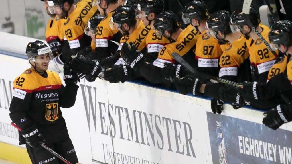 DEB-Team gewinnt mit NHL-Profi Rieder 7:4 gegen Tschechien
