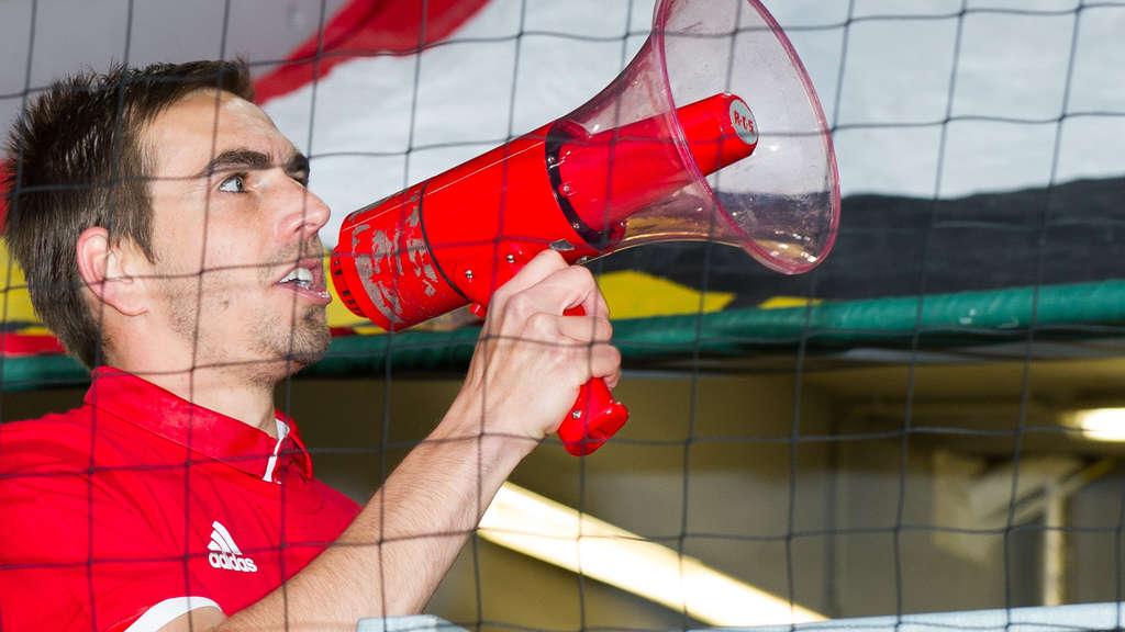 FC Bayern: Ancelotti auf Bierduschen vorbereitet -