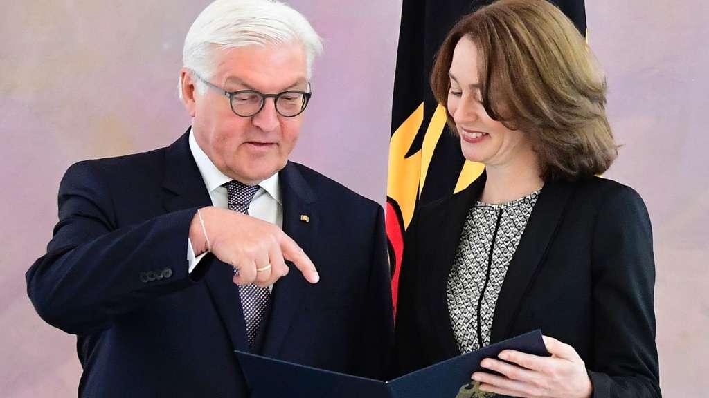 Schwesig will sich auch weiter in Berlin einmischen