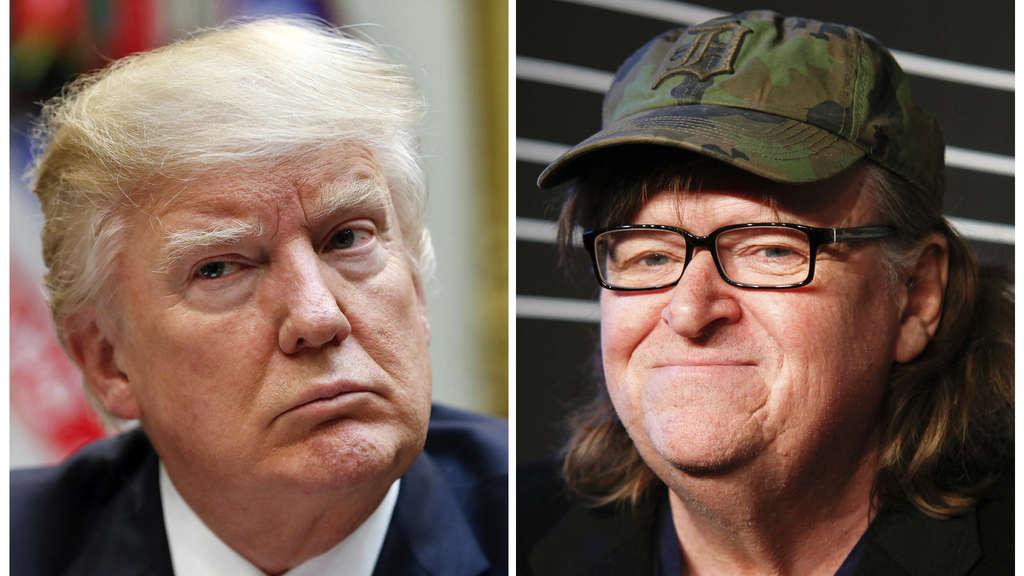 Michael Moore startet Enthüllungsplattform für Whistleblower