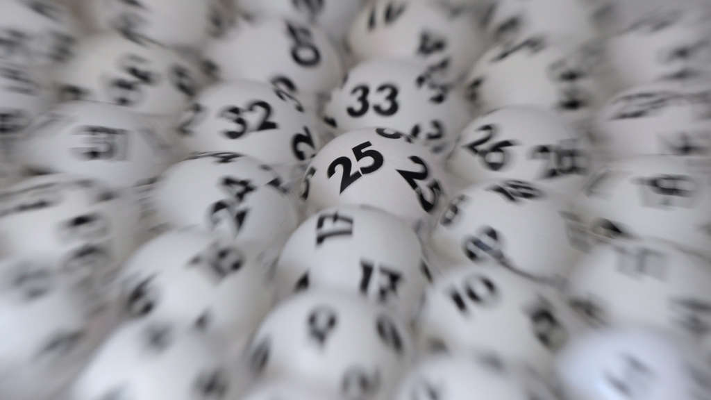 Millionen: Lotto-Jackpot wird am Mittwoch ausgeschüttet