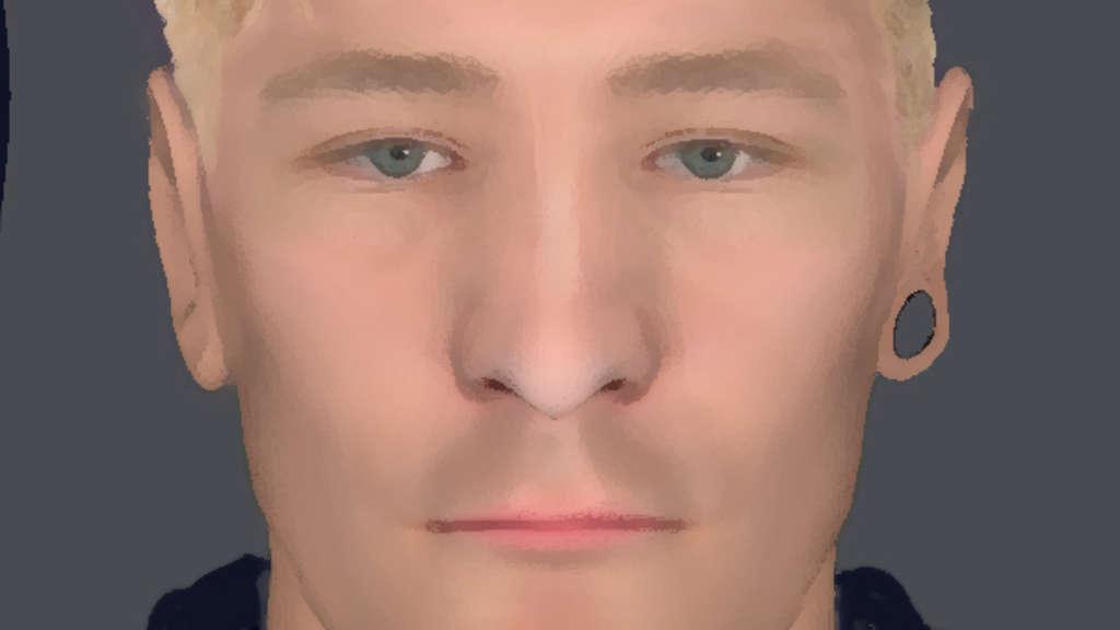 Polizei sucht Vergewaltiger mit Phantombild