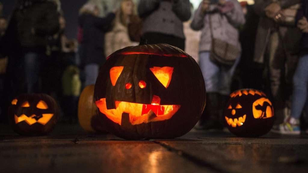 Halloween: Polizei in Kassel zieht positive Bilanz