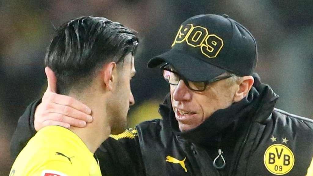 BVB-Trainer-Hammer! Stöger übernimmt: