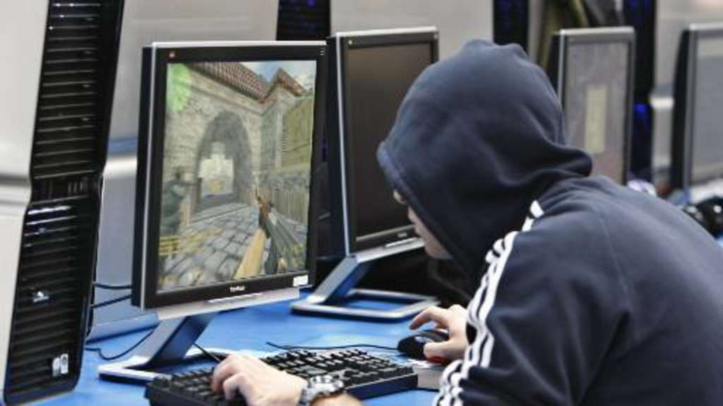 Computerspiele Sucht