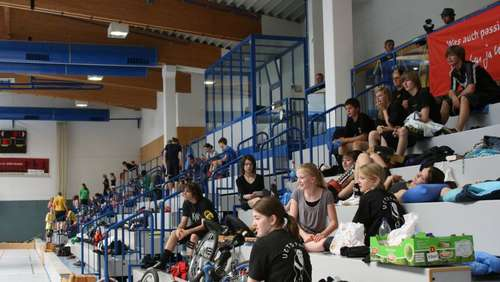 Einradhockey-Turnier in Dietzenbach