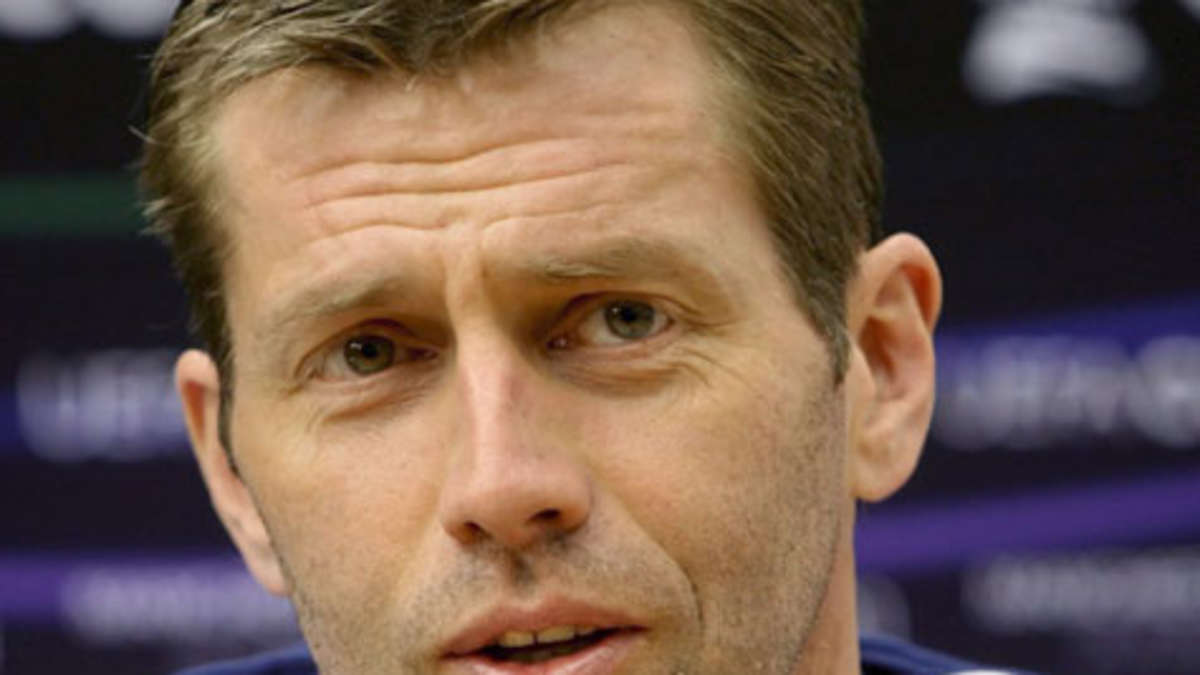 Neuer Eintracht Trainer