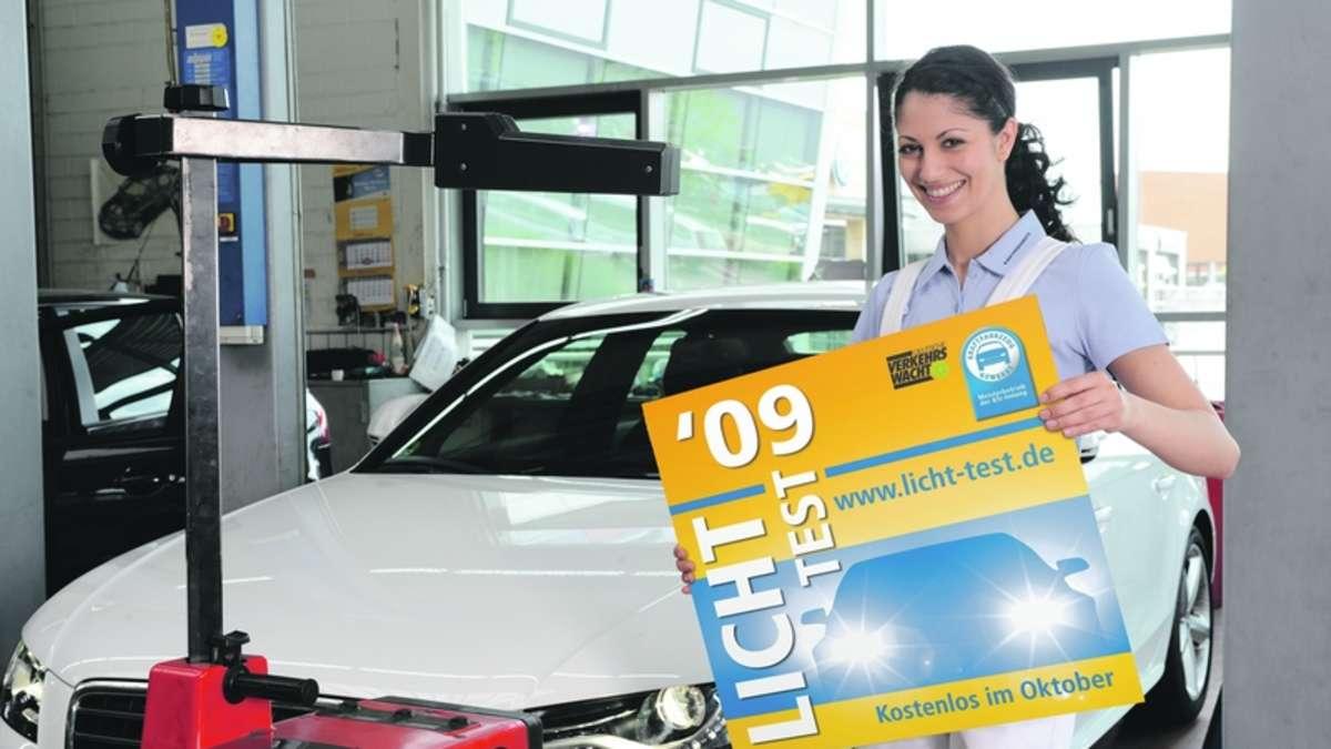 Millionen auto lampen im licht test prospekte beilagen for Lampen im auto