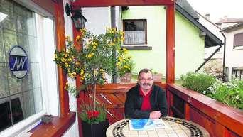 Addy Wehner Hangt An Seiner Heimatstadt Seiner Familie Und Dem