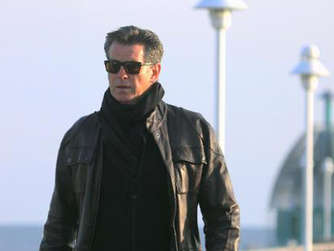 Pierce Brosnan Ostsee
