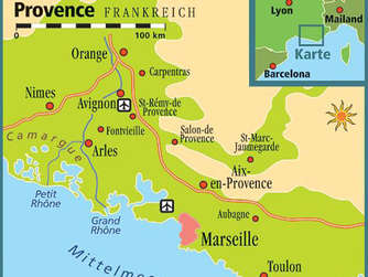 Frankreich Provence
