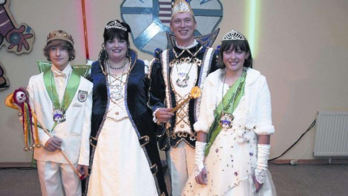 Erstmals auch ein Kinderprinzenpaar | Neu-Isenburg
